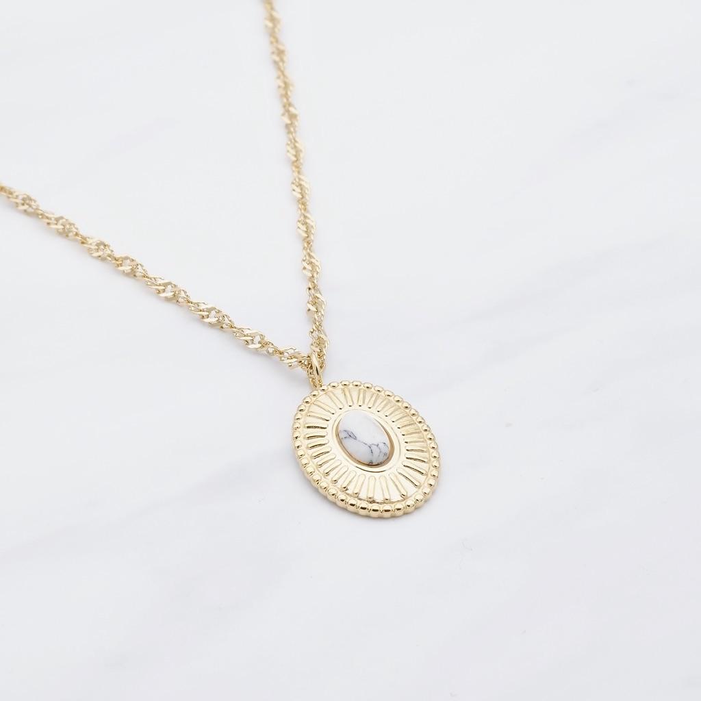 Luna Kette Gold