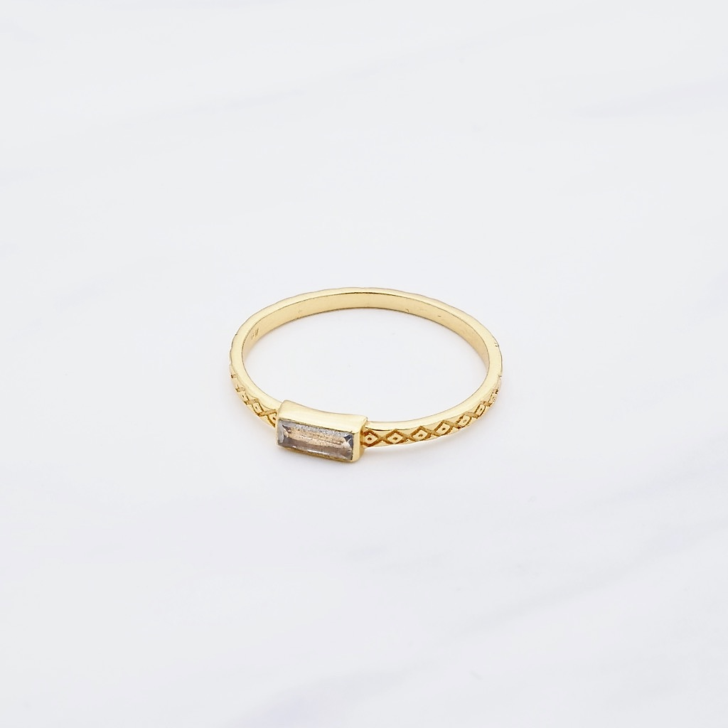 Leya Ring Gold