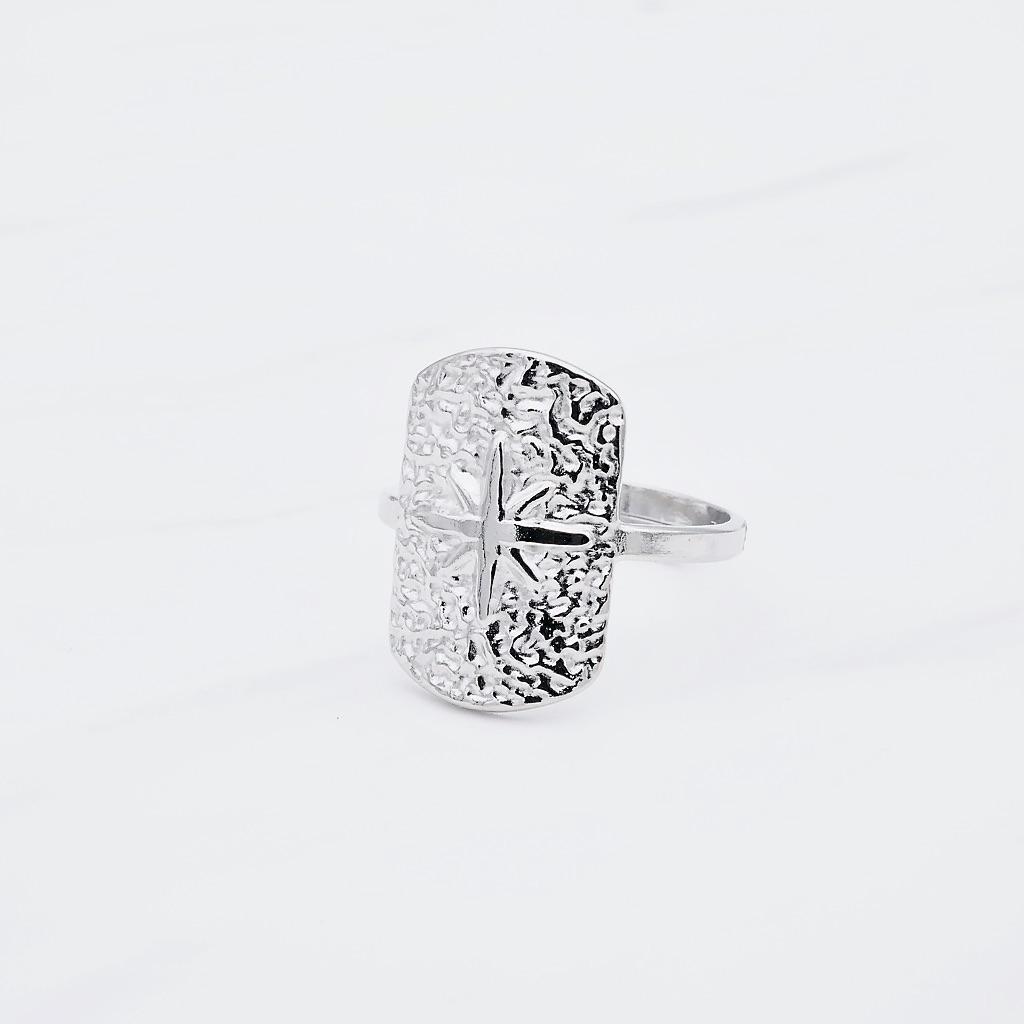 Noé Ring Silber