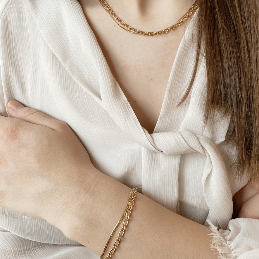 Noelle Armband Gold