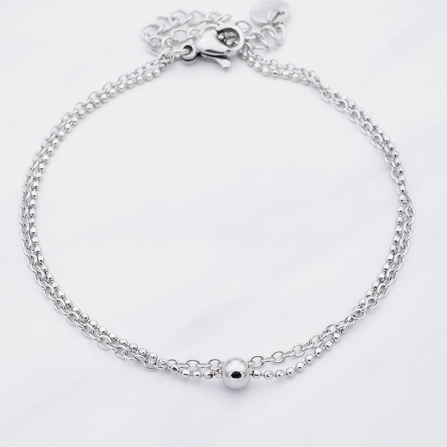 Rika Armband Silber