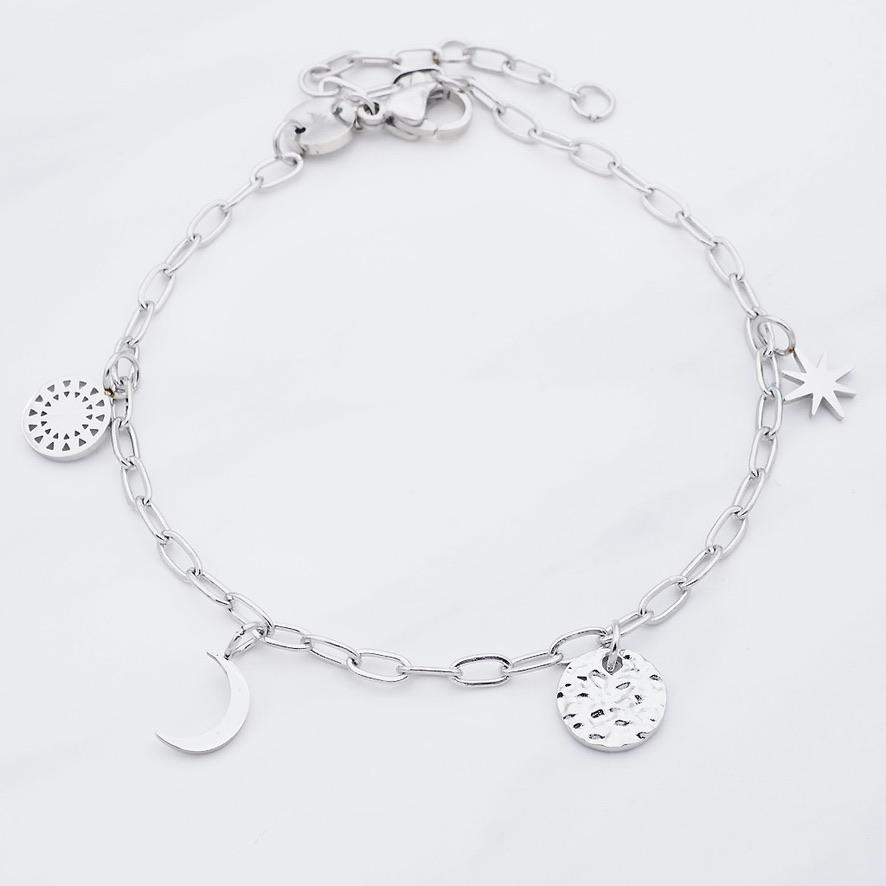 Soumia Armband Silber