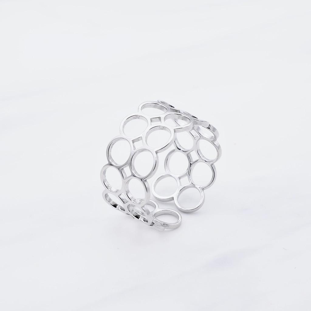 Nea Ring Silber
