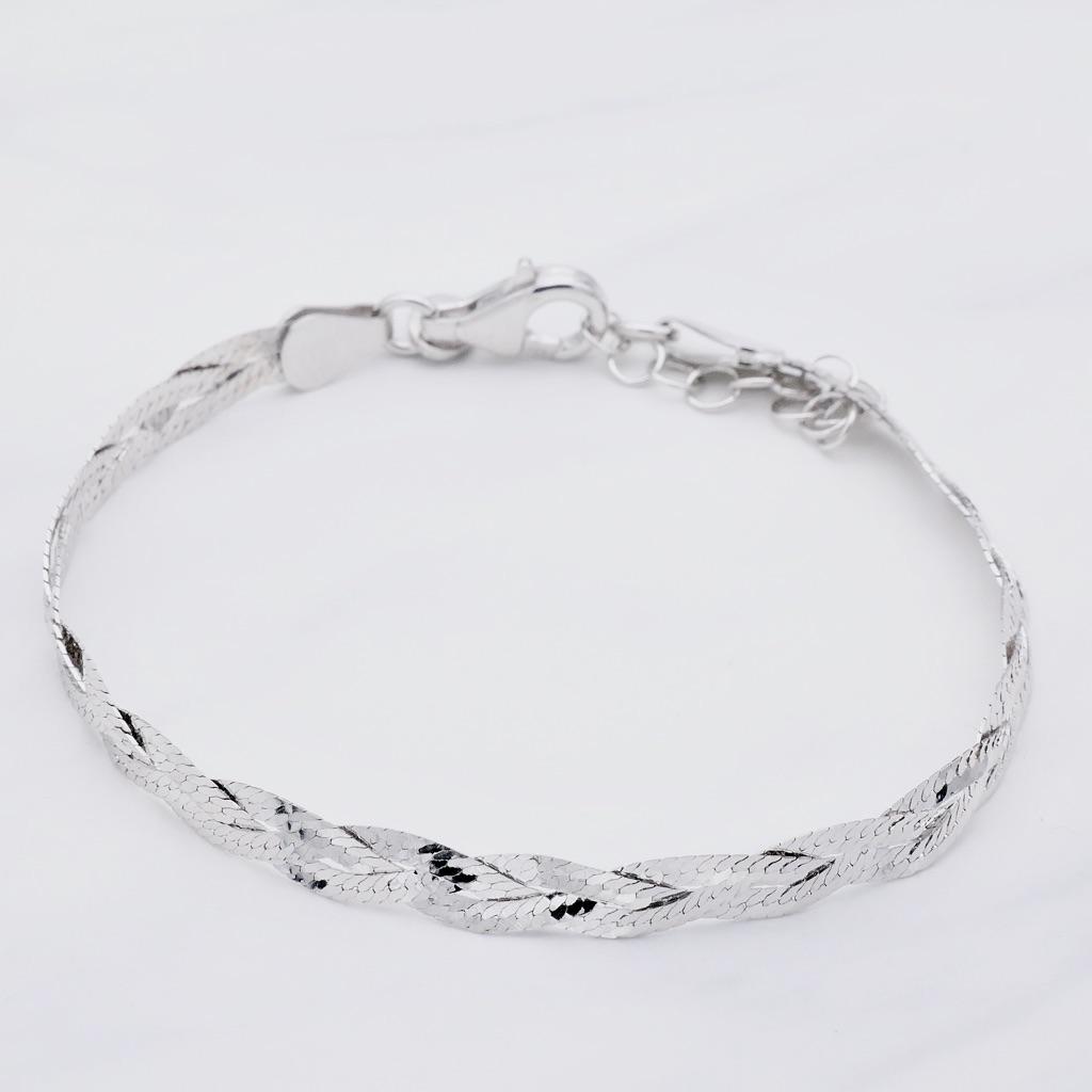 Diva Picolo  Armband  Silber