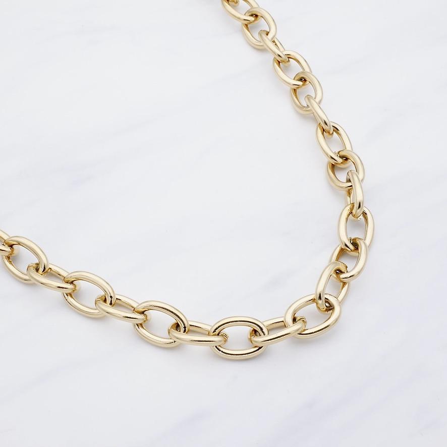 Brooke Halskette Gold