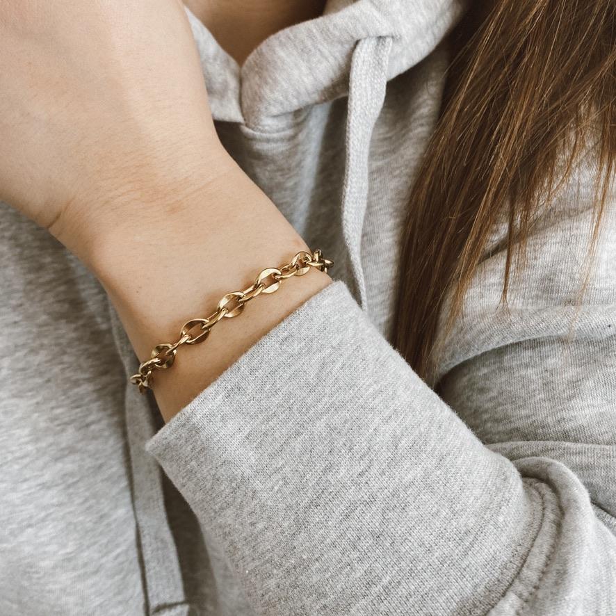 Nova Armband Gold