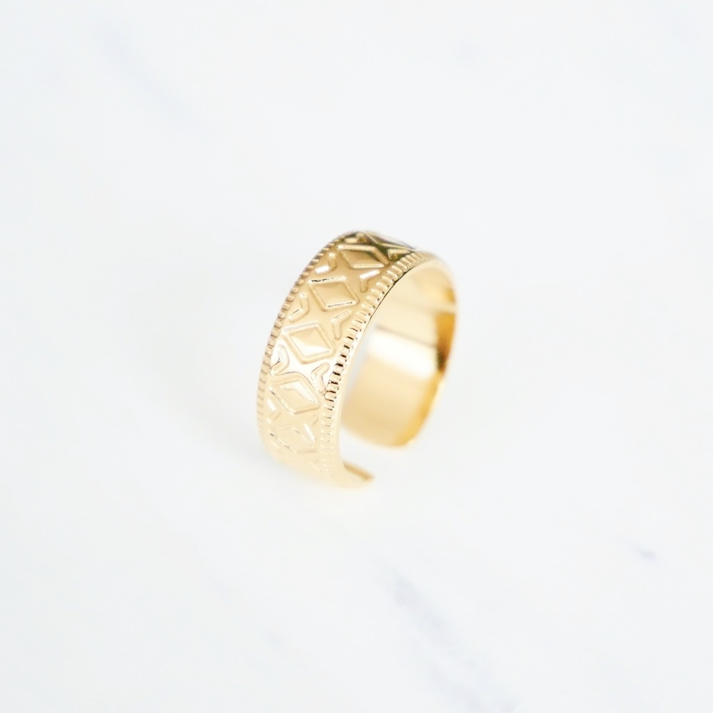Maria Ring Gold