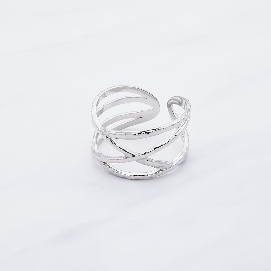 Malin Ring Silber
