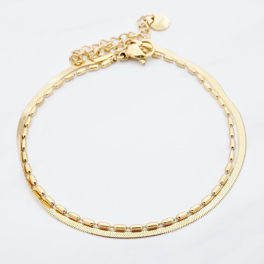 Noèma Armband Gold
