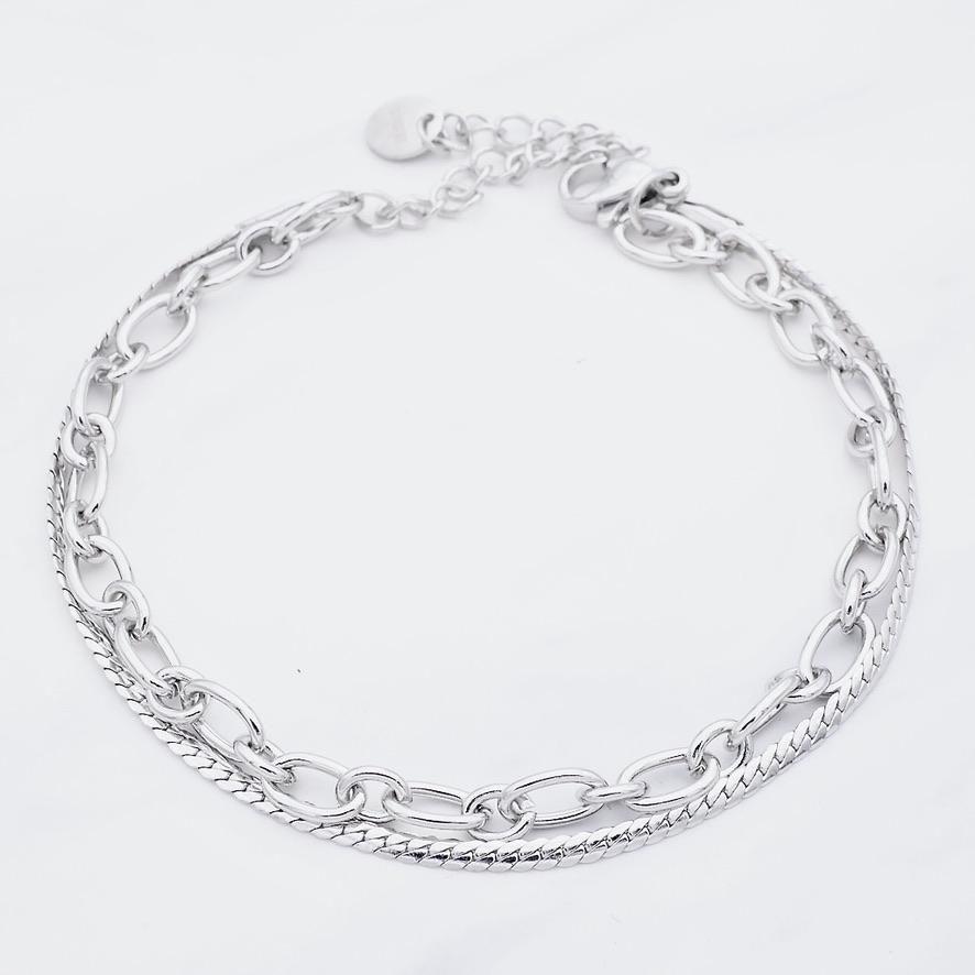 Noelle Armband Silber