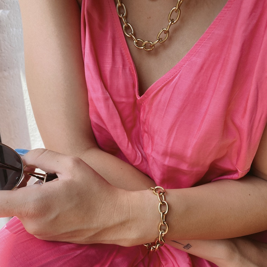 Brooke Armband Gold