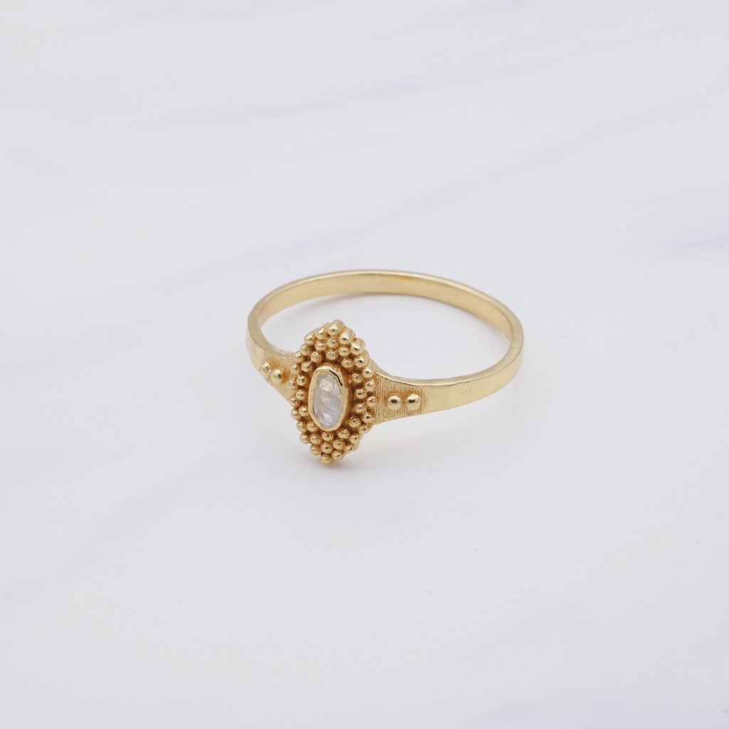 Carla Ring Gold