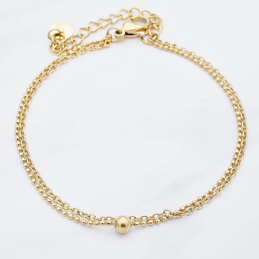 Rika Armband Gold