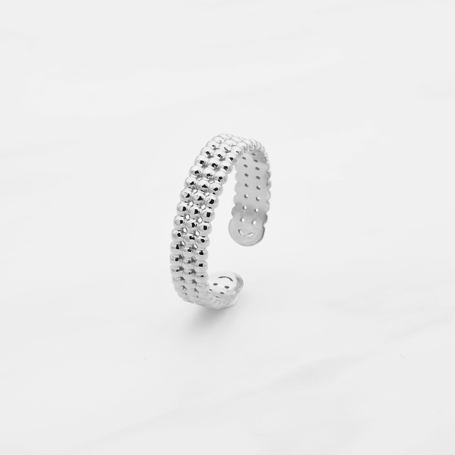 Rea Ring Silber