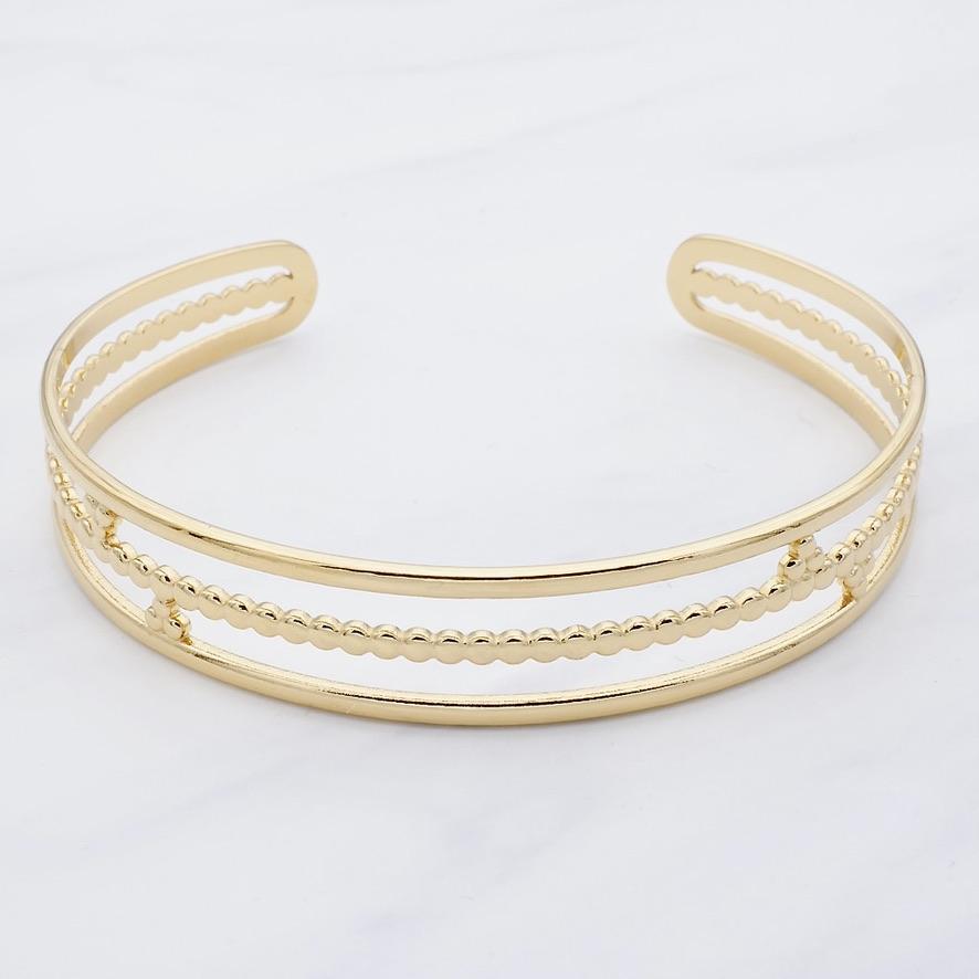 Alivia  Armreif Gold