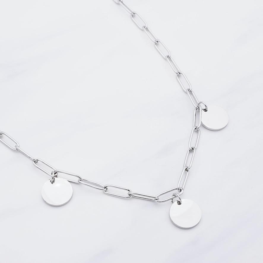 Nivia Kette Silber