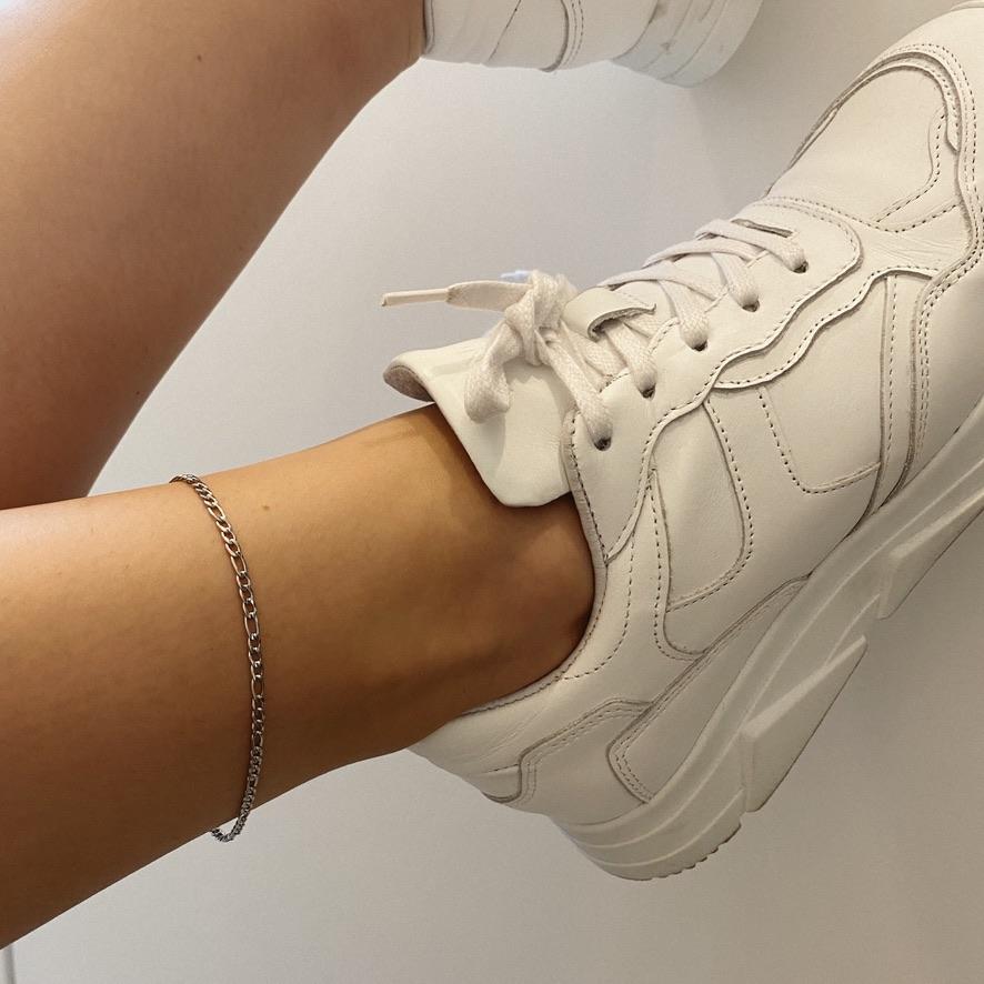 Cassia Fußkette Gold