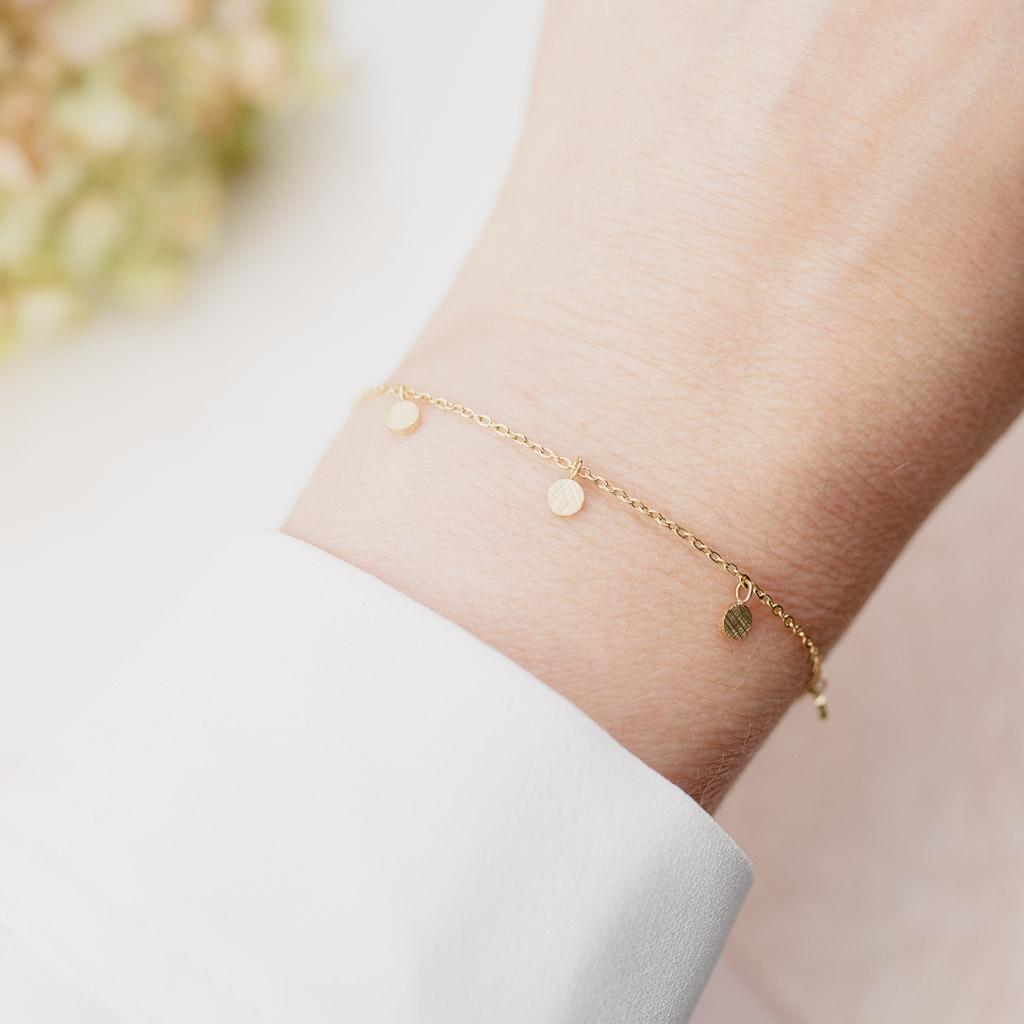 Moments Armband Gold