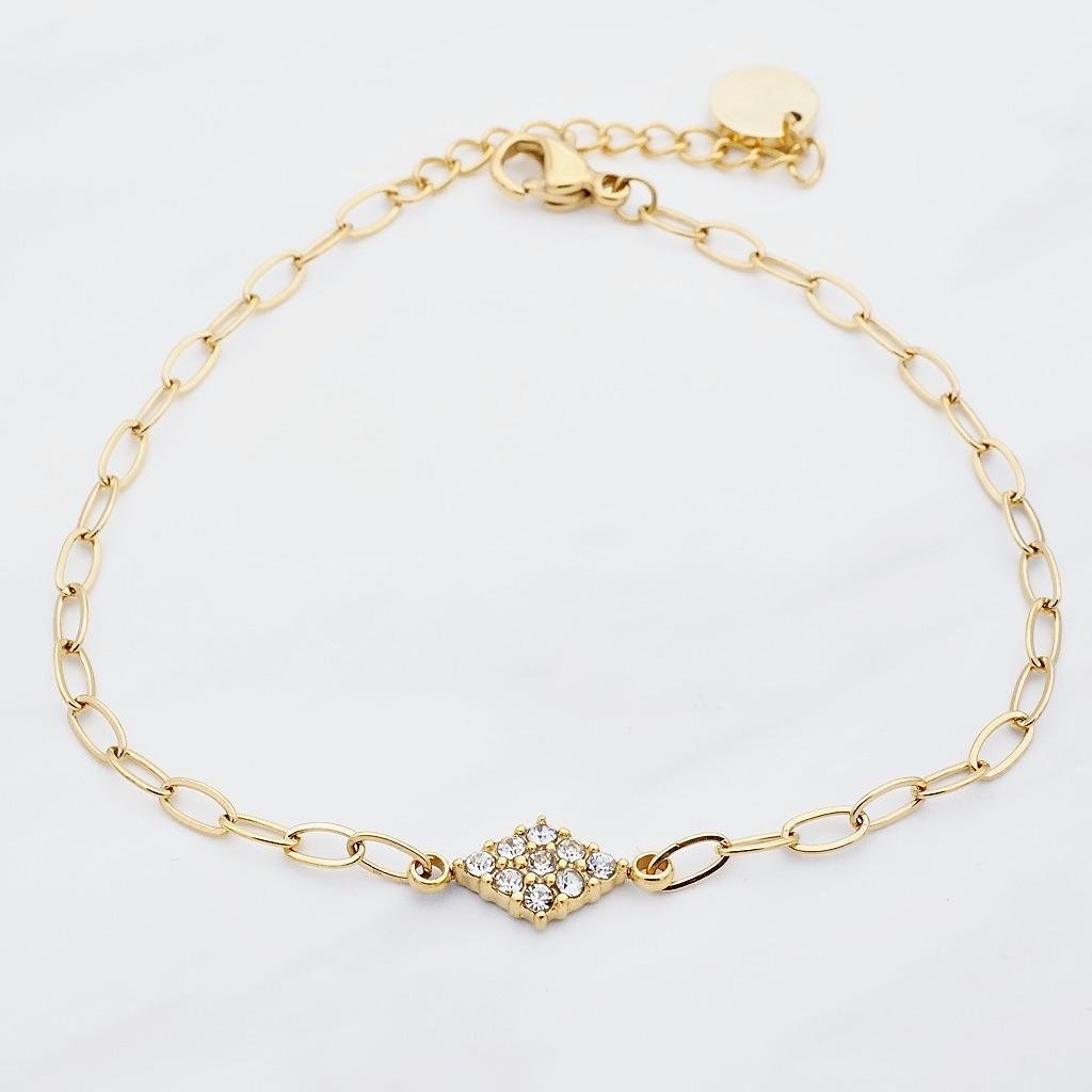 Clea Armband Gold