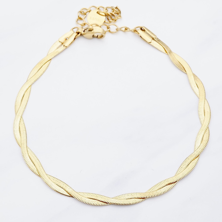 Keshia Armband Gold