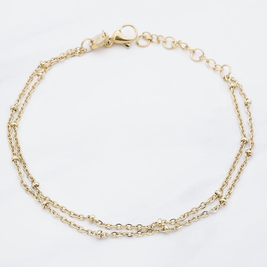 Suzette Armband Gold