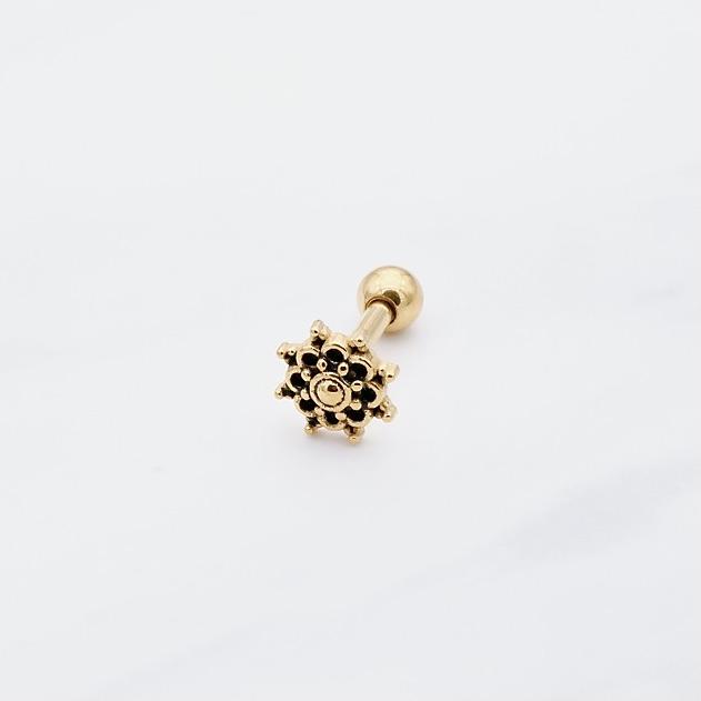Piercing Oriental Gold