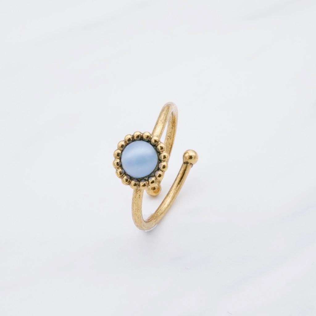 Blue Ring