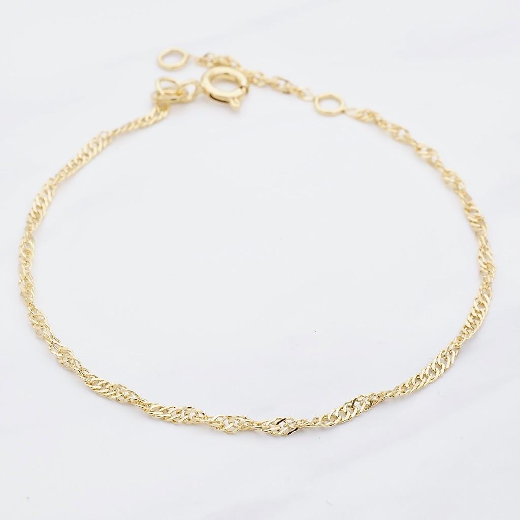 Lara Gold Armband