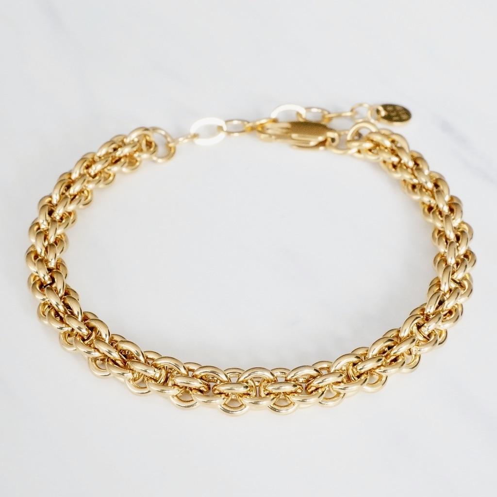 Spiritual Armband Gold