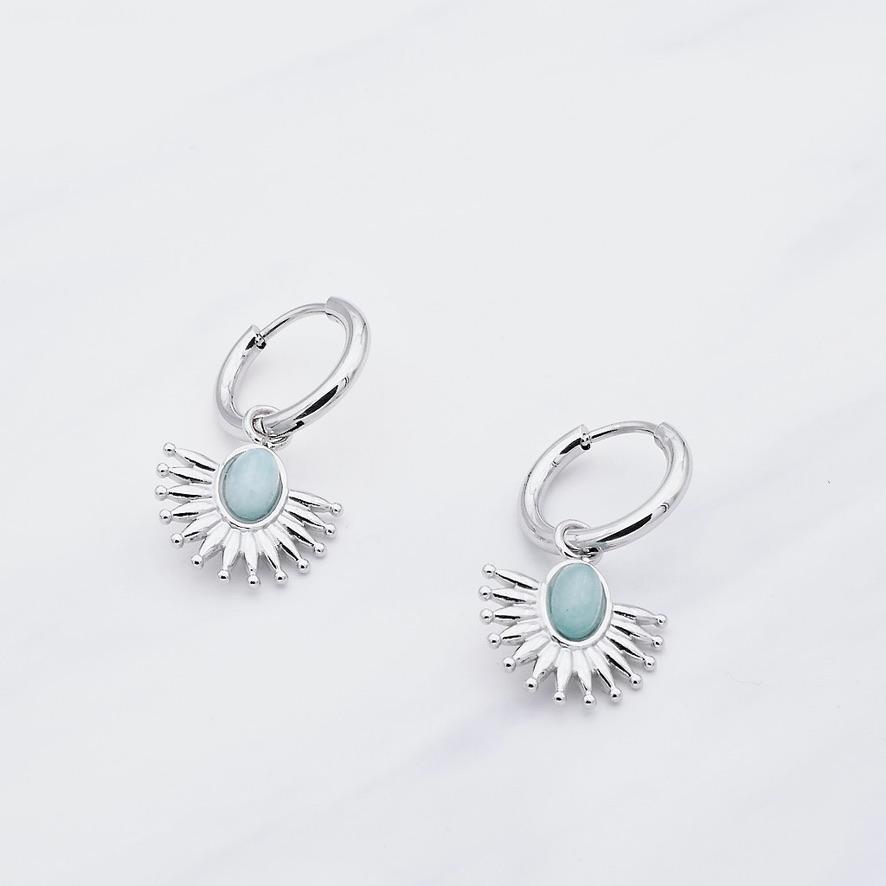 Macy Ohrring Silber