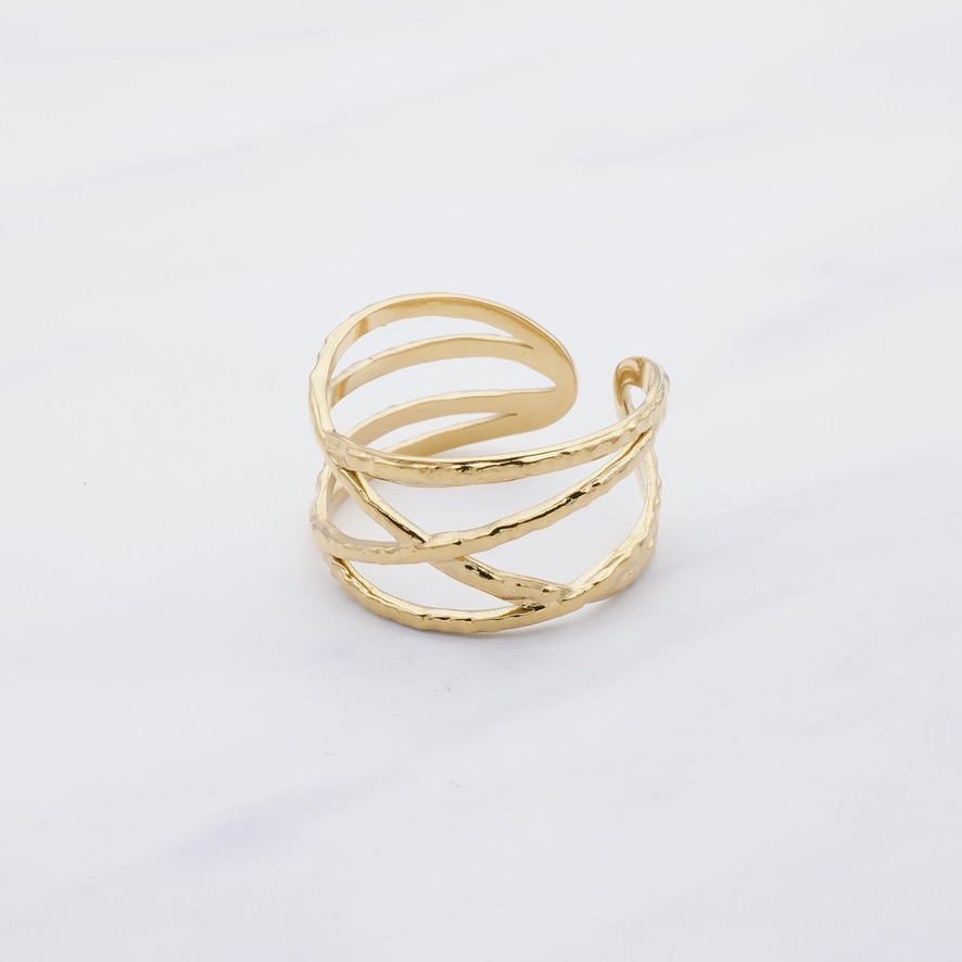 Malin Ring Gold