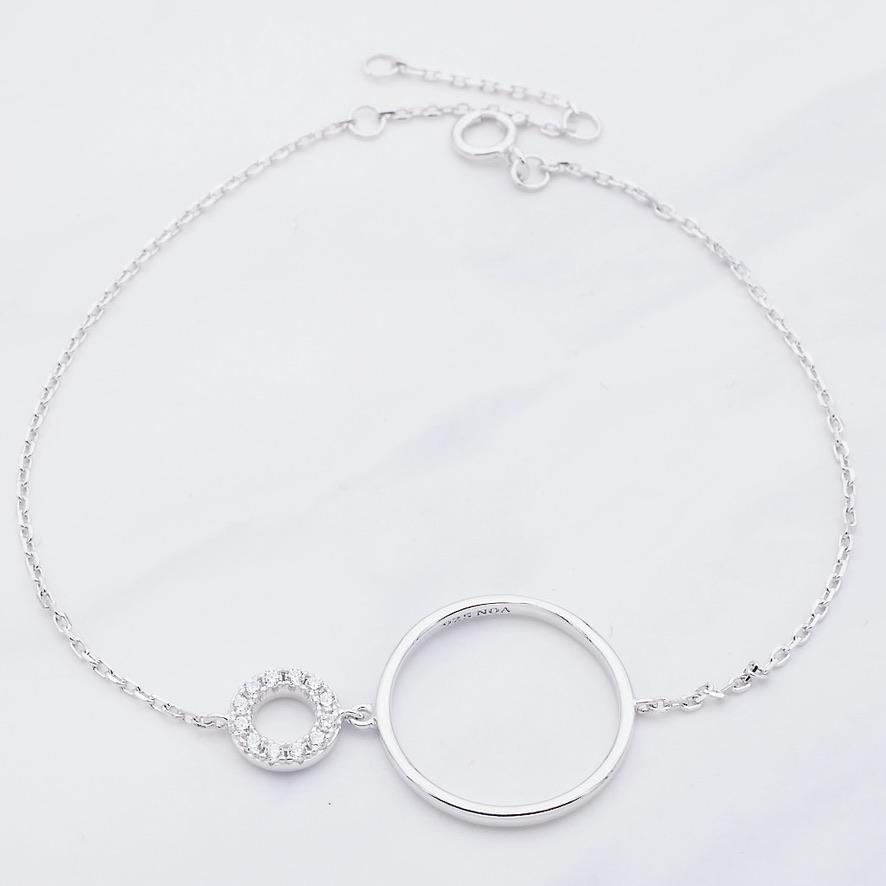 Bella Armband Silber