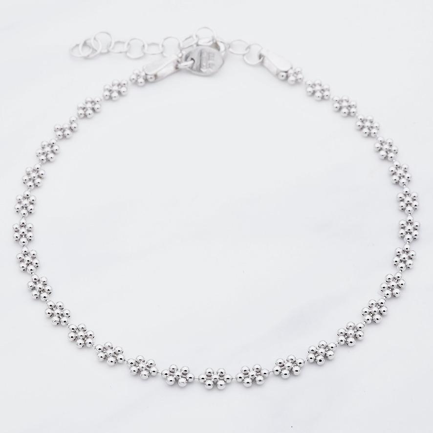 Yana Armband Silber