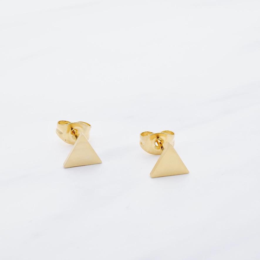 Lissi Ohrstecker Gold