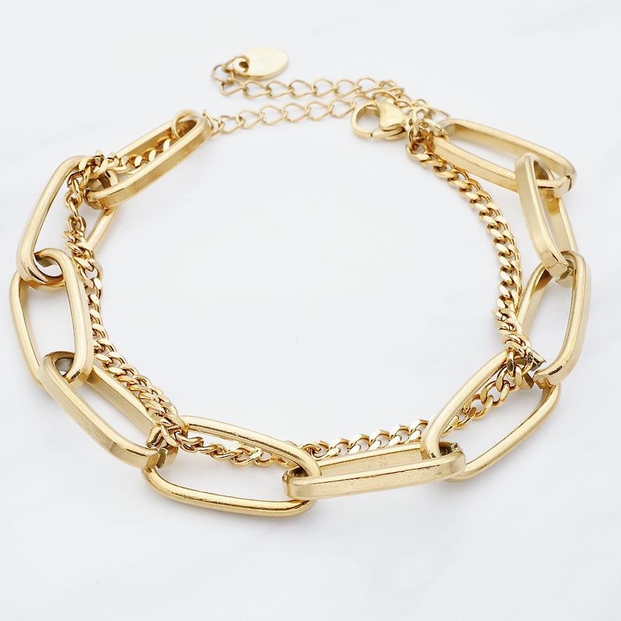 Gloria Armband Gold