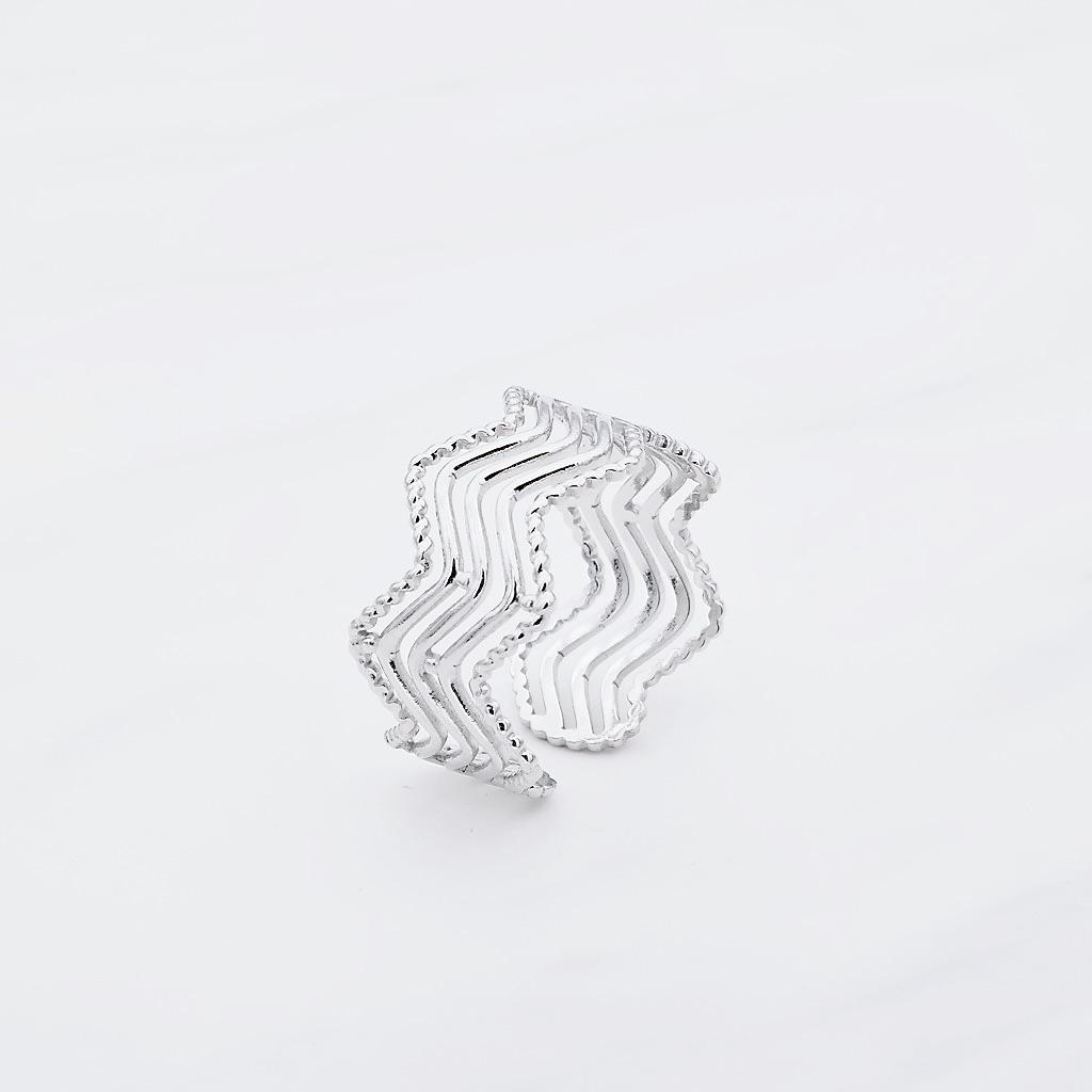 Swing Ring Silber
