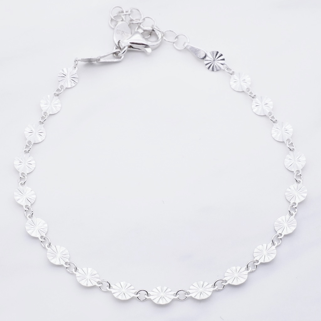 Italy Armband Silber