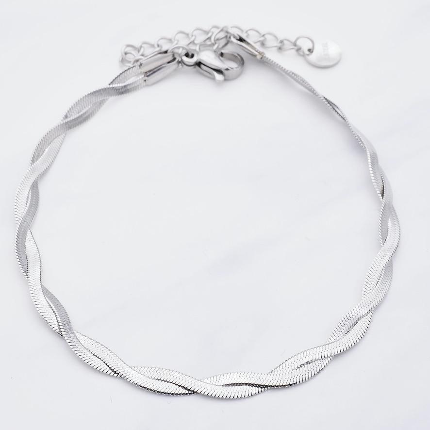 Keshia Armband Silber