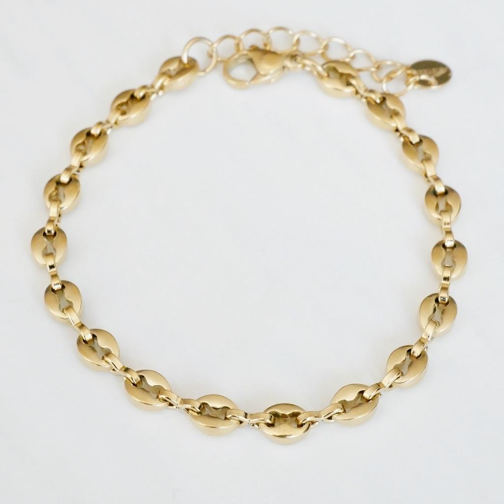 Mauritius Armband Gold