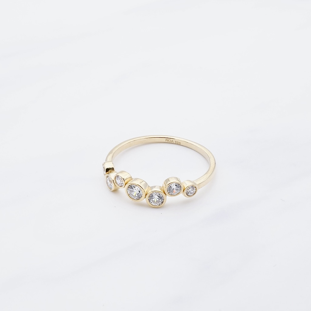 Coco Ring Gold